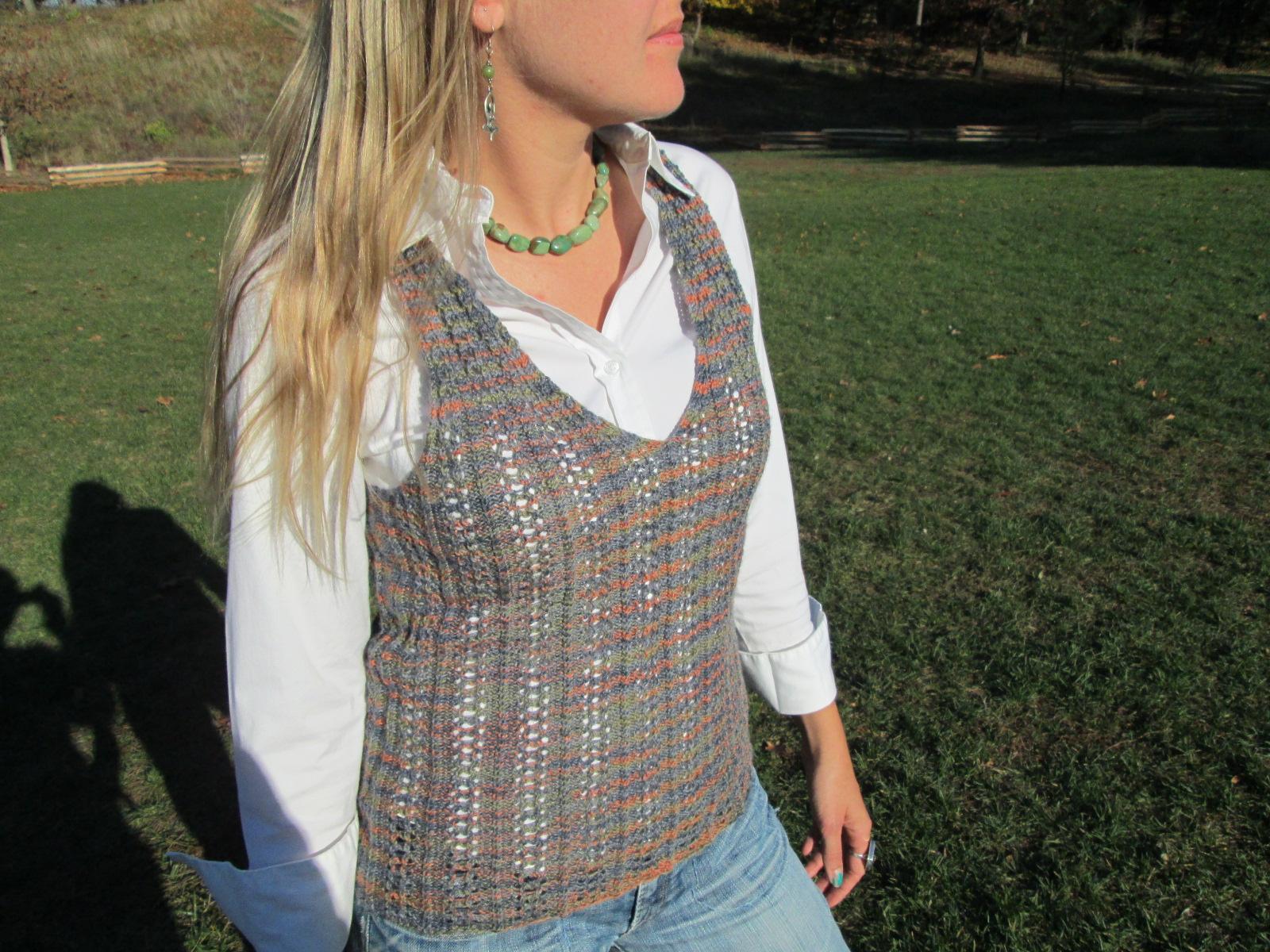 knitting pattern | Lemon Balm